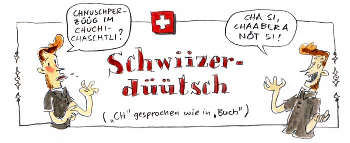 schwiizerdüütsch
