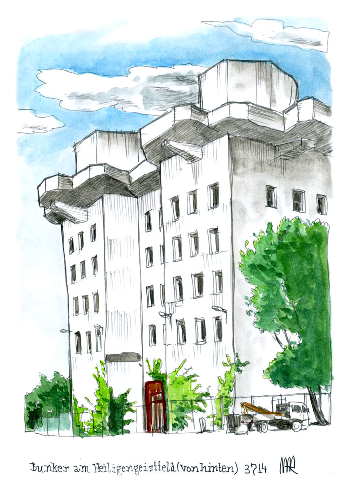 hochbunker feldstraße