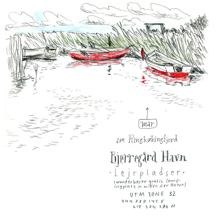 Bjerregaard Havn