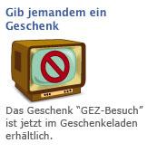 GEZ-besuch