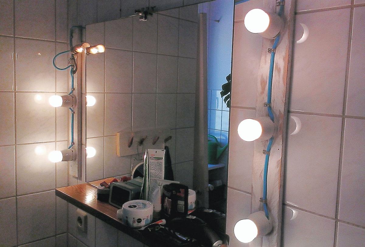 badlampe