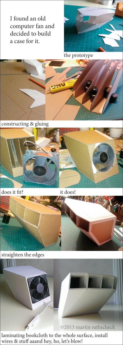 ventilator selbst gebaut